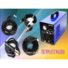 New electric ac dc tig welder plasma with foot pedal 110/220volt