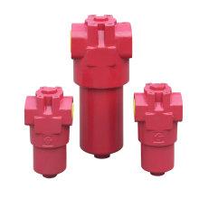 Carcasa del filtro de lubricante hidráulico de alta presión