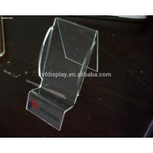 Transparente Acryl Handy Anzeige