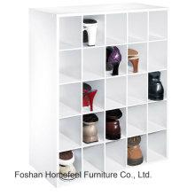 Closet Shoe Organizer Storage Cabinet Cube 25 Pairs
