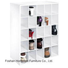 Closet Shoe Organizer Storage Cabinet Cube 25 pares