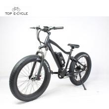 Budget price enduro 8Fun mid crank motor fat tire downhill mountain electric bike