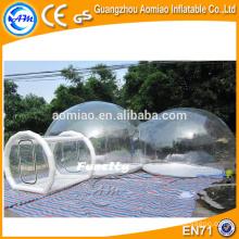 Cúpula inflável de alta qualidade, tenda de praia inflável, tenda inflável de iglu para aluguel
