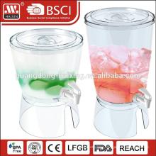 Guangzhou HAIXIN plastic honey juicer dispenser