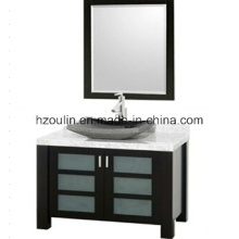 Solid Wood Bathroom Vanity (BA-1142)