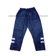 High Visibility Safety Protective Pants Men′s Waterproof Workwear