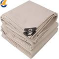 Tecido de lona de algodão resistente à água OEM