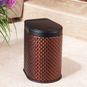 Creative Diamond Leather Press Dust Bin (H-3LO)