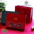 Christmas House Gift Boxes and Bags