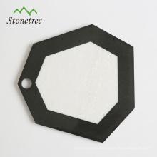 irregular shape natural serving cheese chopping board