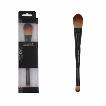 Doppelkopf Concealer Pinsel Foundation Makeup Brush