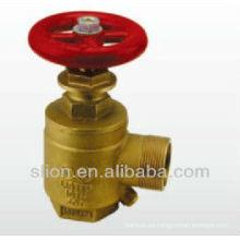 Válvula de latón superior - Válvula de hidrante de incendio - Aprobación FM