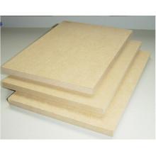 1830X3660X16mm E2 Móveis Plain MDF Board / folha de MDF cru / melamina MDF