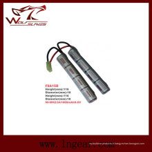 Firefox 9.6V 1500mAh Ni-MH batterie courante Airsoft grue
