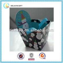 Новогодние коробки подарки для детей