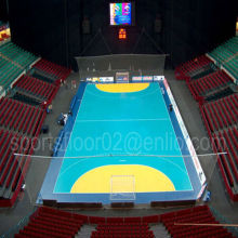 Top sale Handball sports courts--IHF recommend colors