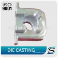 Piezas de fundición a presión con aluminio o zinc