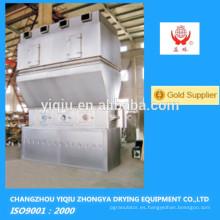 Alimentos para animales granulares o en polvo de ebullición secador / deshumidificador