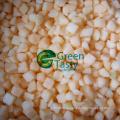 Замороженные свежие кубики дыни высокого качества IQF