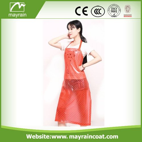 Fashion Design PVC Apron