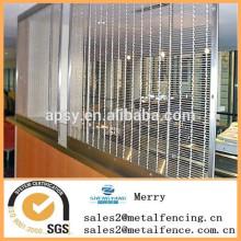 Dekorativer Innenraum Metallgitter Vorhang