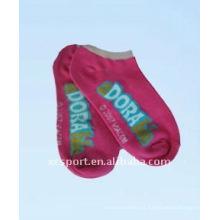 Mujeres calcetines de algodón tobillo