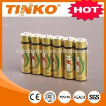 TINKO ALKALINE Batterie LR6 AA 4pcs/Blister OEM begrüßt