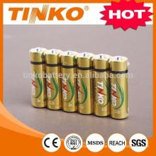 TINKO piles alcalines LR6 AA 4pcs/blister OEM accueilli