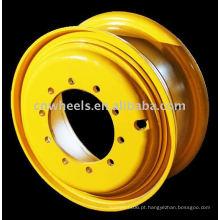 Rodas de aço de construção 24-10.00 / 1.7