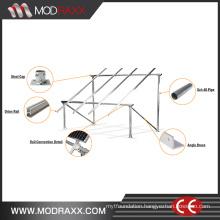 Bottom Price Solar Panel Aluminum Bracket (XL152)