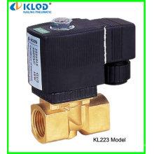 kl223 series copact direct acting solenoid valve