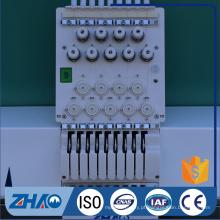 ZS 21 cabeças de máquina de bordar computadorizada de alta velocidade plana