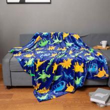 Couverture de canapé de chambre à coucher pour enfants de dessin animé