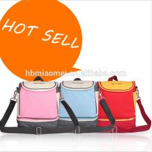 Venda quente para fora da porta pacote de Preservação saco de gelo colorido dupla camada saco de fraldas para adultos