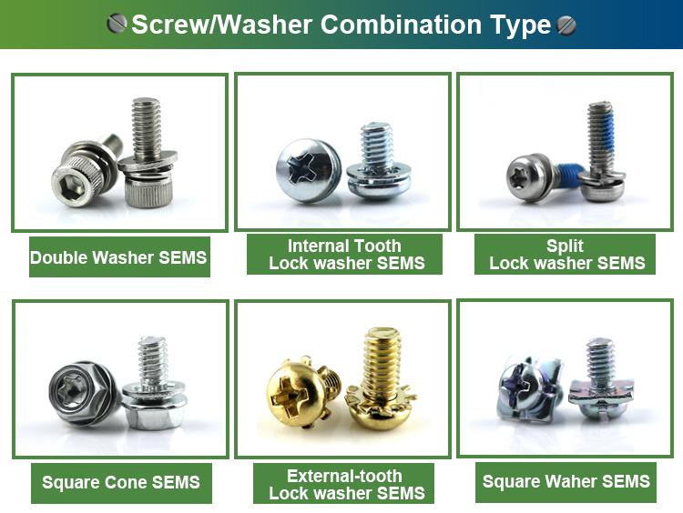 Screw Washer Sems