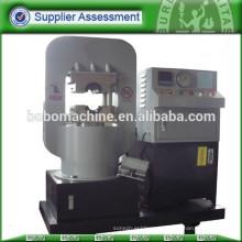Máquina de prensa de ferrugem de alumínio