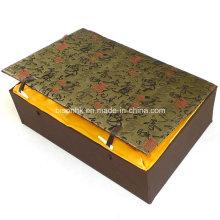Kundenspezifischer faltbarer Papier-Geschenk-Kasten / Pappkarton