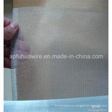 Pantalla de ventana de aleación de aluminio / Valla de ventana / Pantalla de ventana