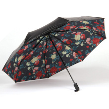 A17 5 fold umbrella flower umbrella compact umbrella