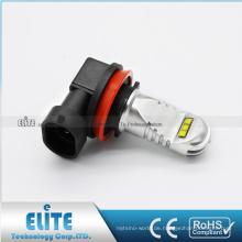 Nebelscheinwerfer H8 H9 H10 H11 H16 LED Lampe 30W High Power 750LM F1 helle weiße Birne mit CE ROHS