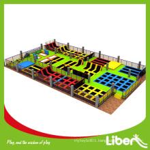 indoor trampoline park equipment for sale