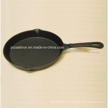 LFGB Aprobado Preseasoned utensilios de cocina de hierro fundido Fabricante de China