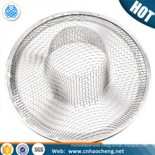 Alibaba China Kitchen Bathtub Laundry Sink Drain Strainer mesh sewer fine mesh sink filter strainers