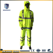 wind-proof with 360 degrees visibility traffic clothing