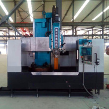 CNC single column vtl