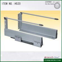 kitchen cabinet accessories tandem conceal drawer slides
