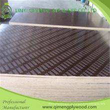 A madeira compensada marinha do Thickeness 15mm da construção do tamanho 4′x8 Core do núcleo da folhosa