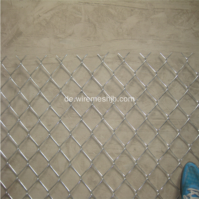 1'' Mesh Hot Dipped Galvanized Chain Link Fence