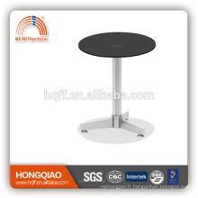 Table basse design en acier verre ET-51B