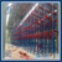 Drive-through pallet racks cold storage pallet rack